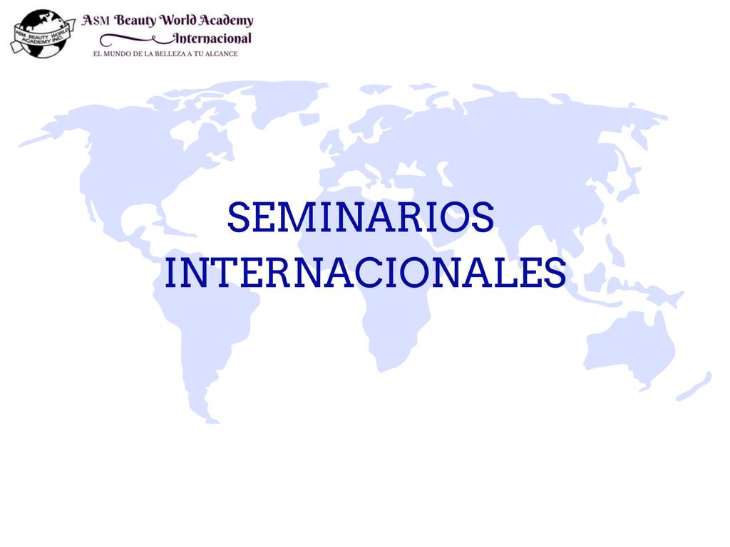 SEMINARIOS#