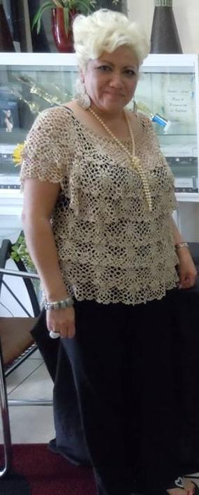 Leticia Milazzo Presidenta